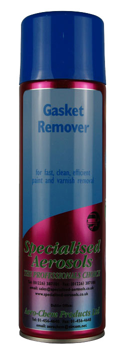 Gasket Remover 500ml