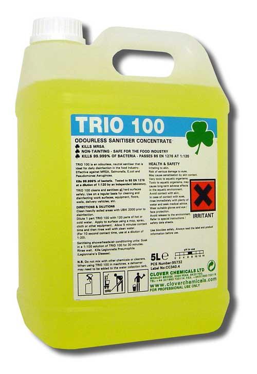 Clover Trio 100