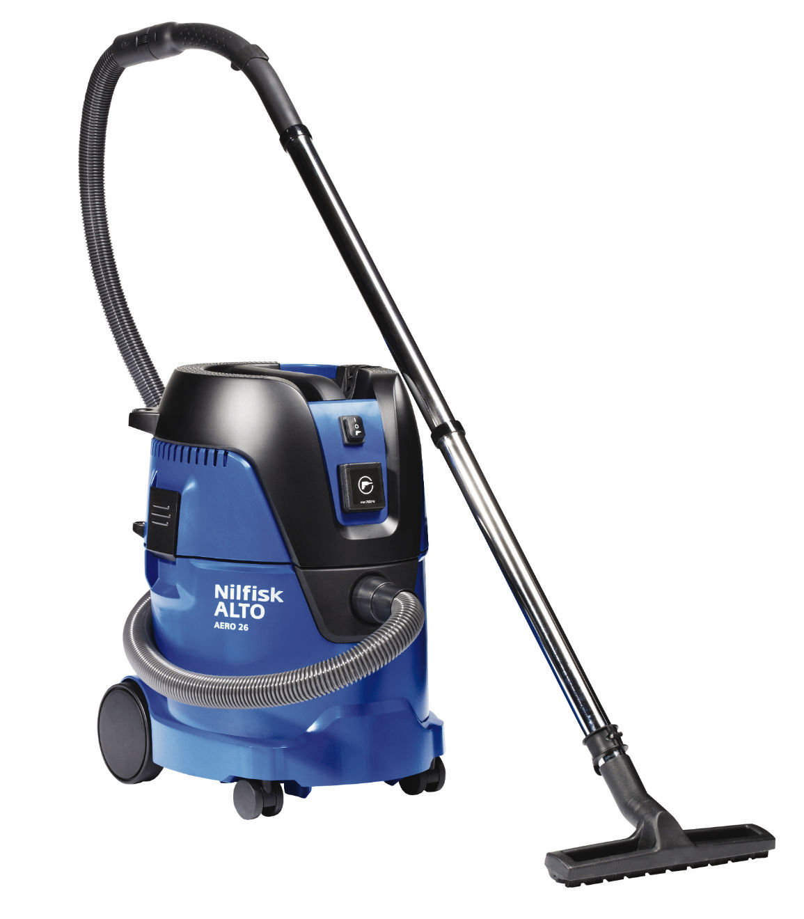 nilfisk alto aero 26 21 pc 240v 110v vacuum cleaner. Black Bedroom Furniture Sets. Home Design Ideas