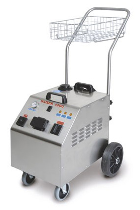 STI Gaiser 4000 Dry Steam Cleaner