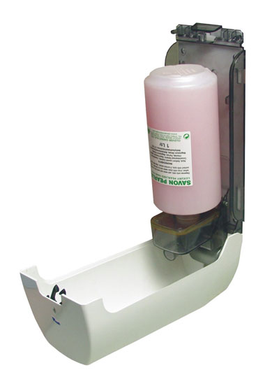 Single Disc Dispenser ~ Soap dispenser ltr