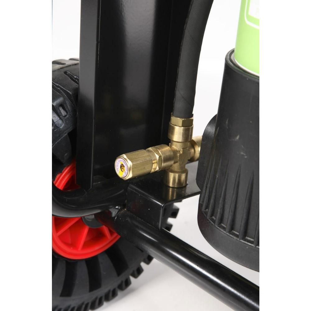 IPC Portotecnica HighPure HPG Engine Powered Pure Water System - Hugh Crane Cleaning Equipment Ltd.