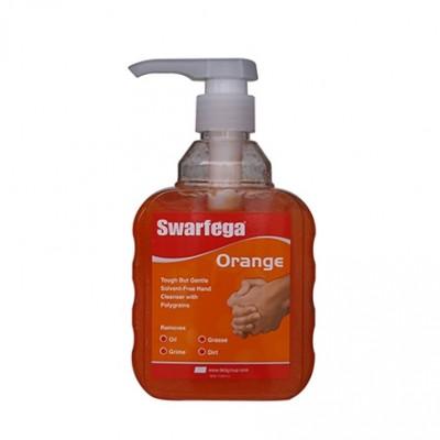 Deb Swarfega Orange Hand Cleaner Pump Pack 450ml