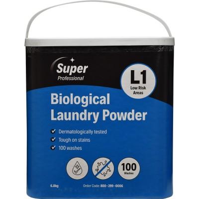 Biological Washing Powder