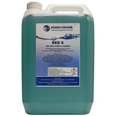 Hugh Crane Red X Neutral Wheel Cleaner