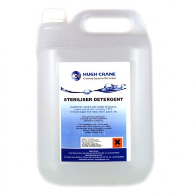 Hugh Crane Steriliser Detergent