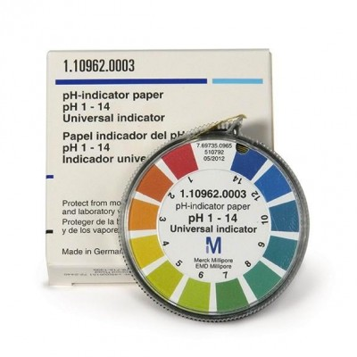 Prochem pH Colour Coded Reel