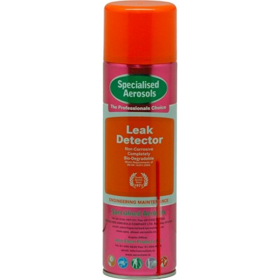Specialised Aerosol Leak Detector