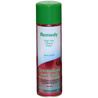 Specialised Aerosol Remedy Polish