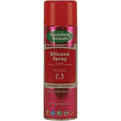 Silicone Spray 500ml