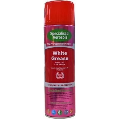 Specialised Aerosol White Grease