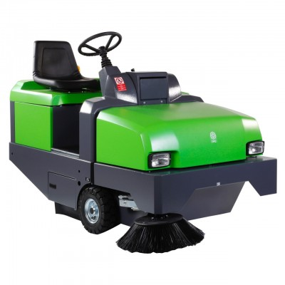 IPC Gansow 175 Ride On Sweeper