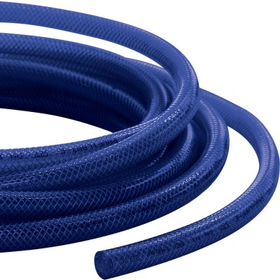 Blue Low Pressure Braided Hose