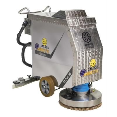 IPC Gansow 51 BEX 50 ATEX Scrubber Drier