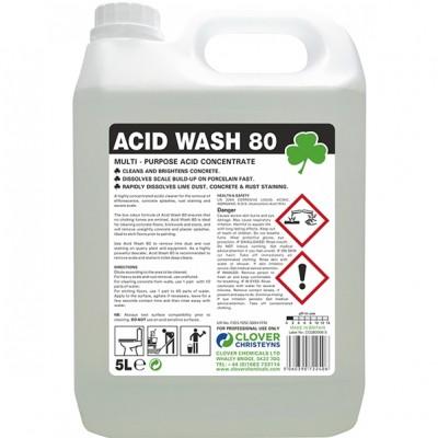 Clover Acid Wash 80