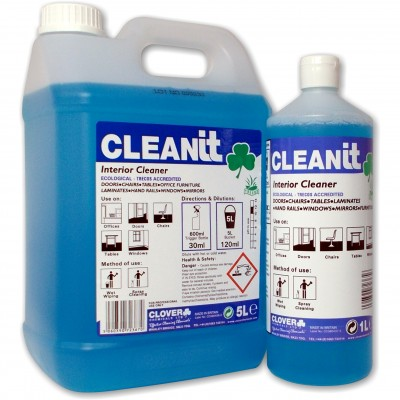 Clover Cleanit