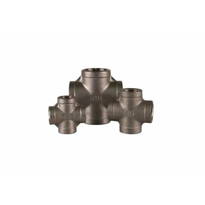 Stainless Steel Equal Cross BSP