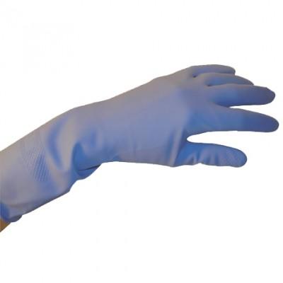Blue Household Rubber Gloves