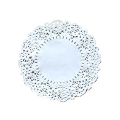 Doyley Round White