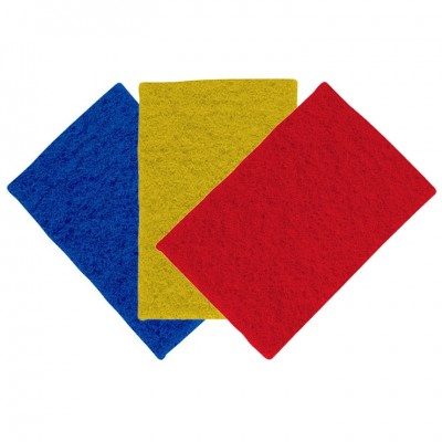 Standard Scouring Pads (Pack 10)