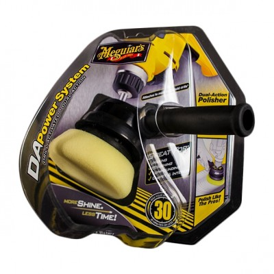 Meguiar's Dual Action Power System Polisher