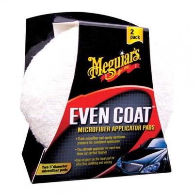Meguiar's Even Coat Applicator Pads x2