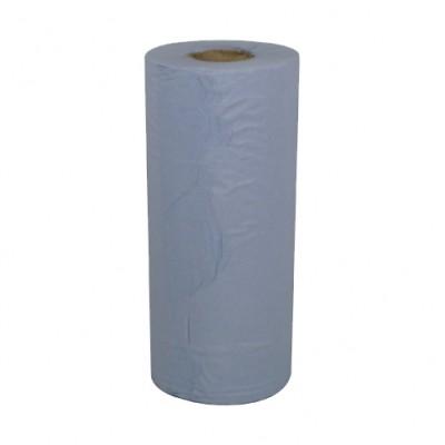 Hygiene Rolls Paper Blue 2 Ply Pack 18
