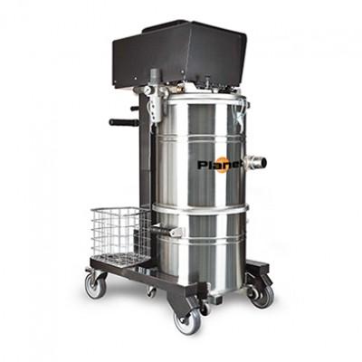 IPC Soteco Planet Medium Air INOX Vacuum Cleaner