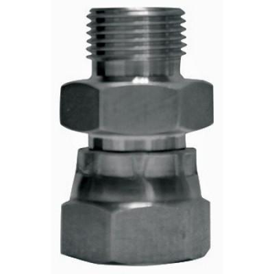 Stainless Steel M/F Adaptor
