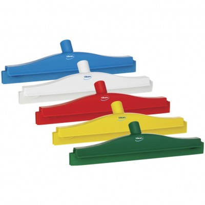 Vikan Hygienic Floor Squeegee with Replacement Cassette, 405mm