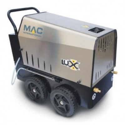 MAC Lux 11/100 Hot Mobile Pressure Washer 240v