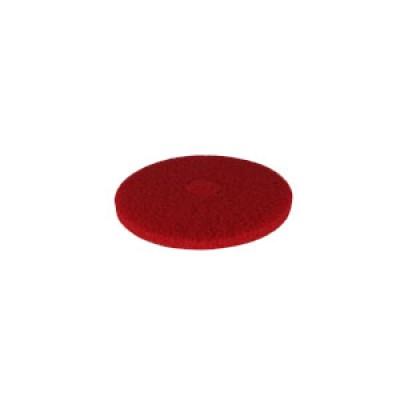 "Red Floor Pad 8"""
