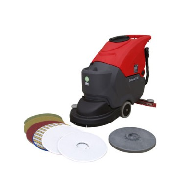 IPC Gansow CT40BT50ECS Scrubber Drier