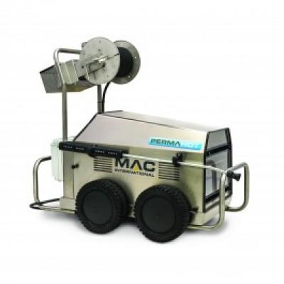 MAC Permahot Laser 6/120 Hot Mobile Pressure Washer 415v