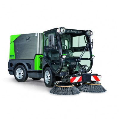 Nilfisk City Ranger 3500 Road Sweeper