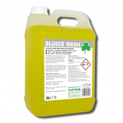 Clover Sluice Wash 5L