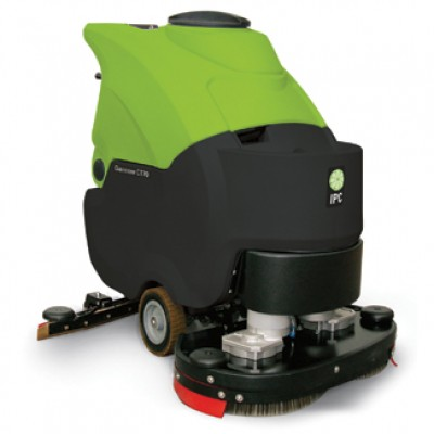 IPC Gansow CT70 BT70 Scrubber Drier