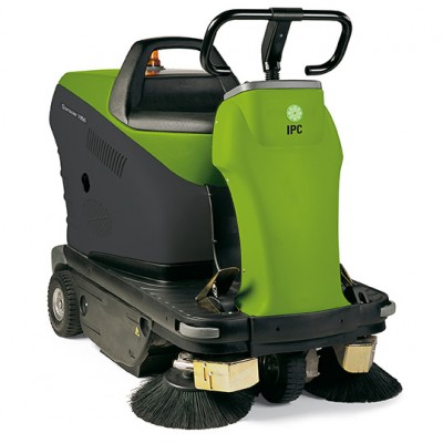 IPC Gansow 1050E Sweeper