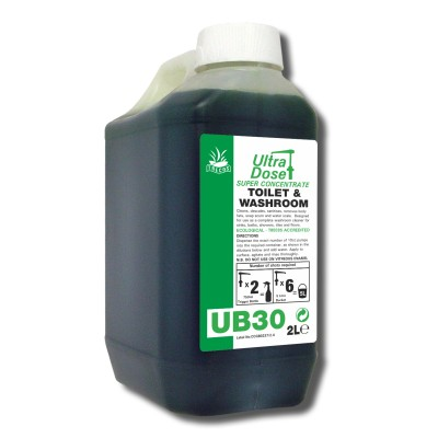 Clover UB30 Toilet & Washroom Concentrate 2L