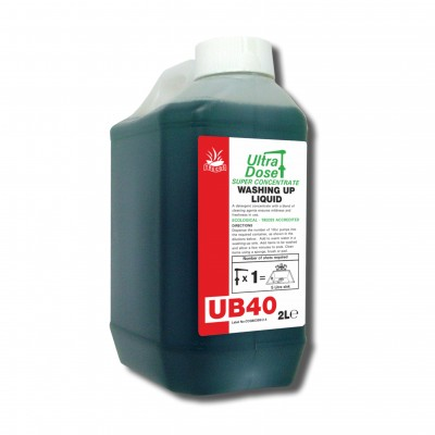 Clover UB40 Washing Up Liquid 2L