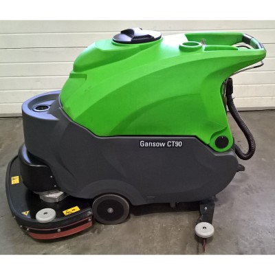 IPC Gansow CT90 BT85 Scrubber Drier