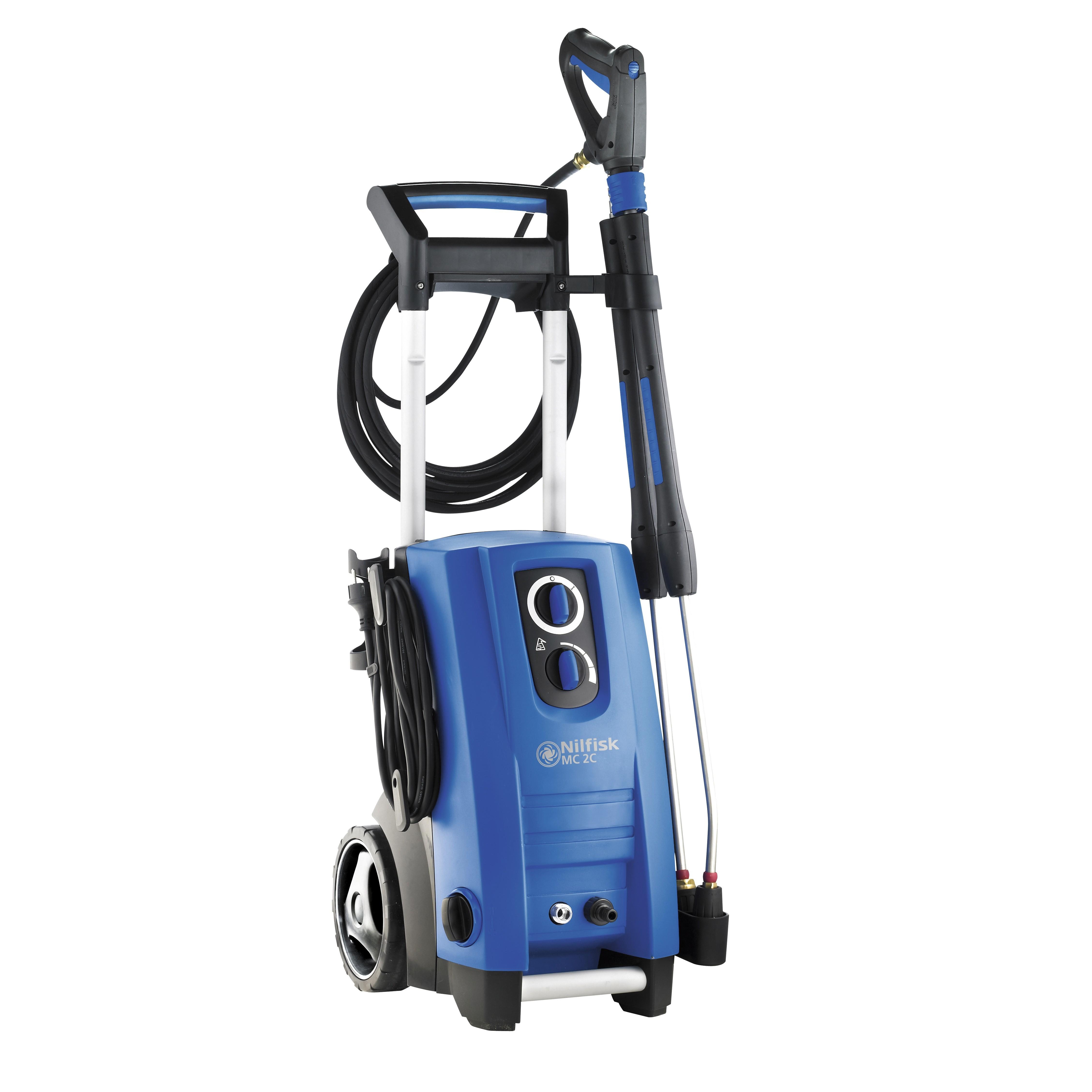Nilfisk Alto Mc 2c 120 520 T Cold Pressure Washer Hugh