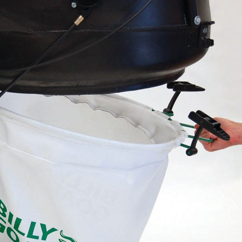 Billy Goat Qv900hsp Quietvac Self Propelled Leaf Amp Litter