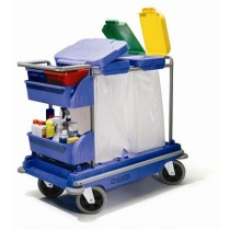 Waste/Cleaning Trolley
