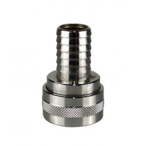 "Nito Low Pressure 3/4"" Coupling Female x 3/4"" Hosetail"
