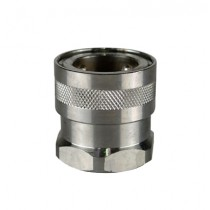 "Nito Low Pressure 1"" Coupling Female x 1"" Female BSP"