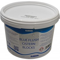 Blue Flush Cistern Blocks