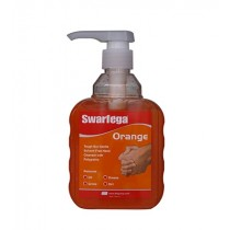 Deb Swarfega Orange Hand Cleaner Pump Pack 450ml