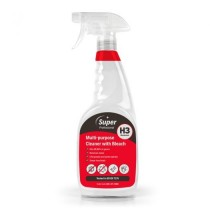 Super Professional Multi-Purpose Cleaner with Bleach 750ml