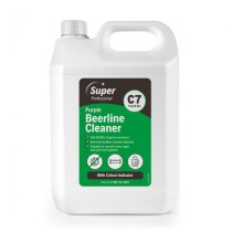 Beer Line Cleaner Purple 5L